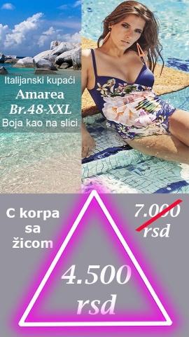 Kupaci 18021 Amarea